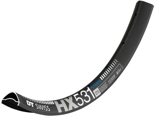 "DT Swiss HX 531 Jante hybride 29"", black"